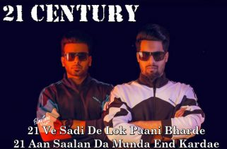 21 century lyrics punjabi song