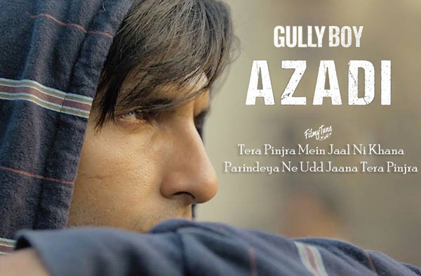 azadi lyrics bollywood song