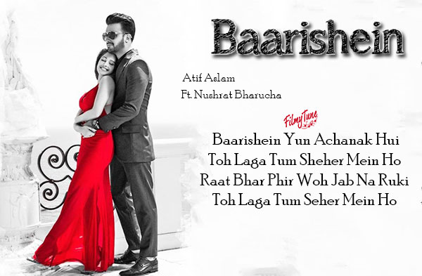 baarishein song