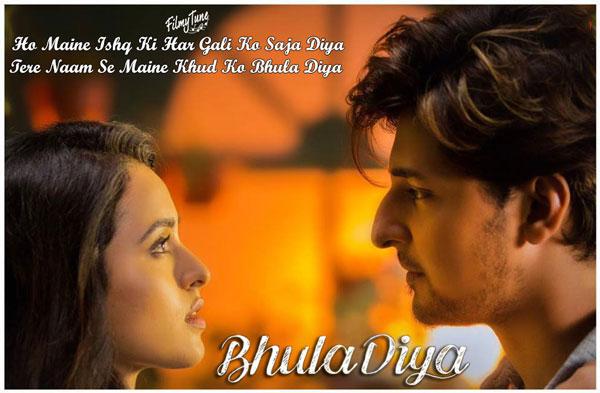 bhula diya lyrics album song