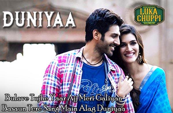 duniyaa song