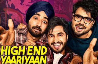 high end yaariyaan punjabi movie