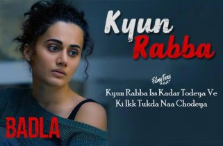 kyun rabba song