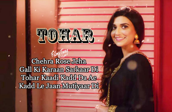 tohar lyrics punjabi song