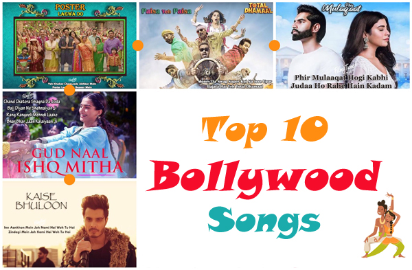 top 10 bollywood songs 2019 week 06