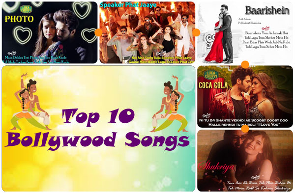 top 10 bollywood songs 2019 week 09