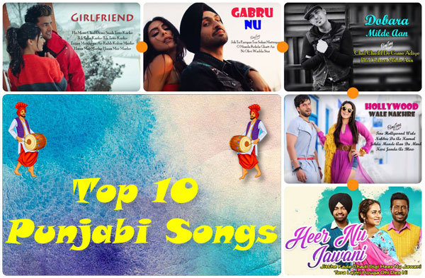 top 10 punjabi songs 2019 week 09