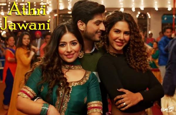 athri jawani lyrics punjabi song