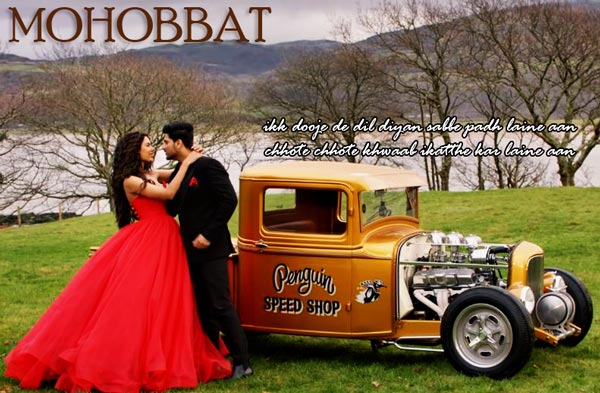 mohobbat lyrics punjabi song