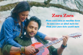 Zara Zara Song