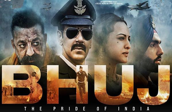 Bhuj - The Pride Of India | Ajay Devgn, Sanjay Dutt & Sonakshi Sinha