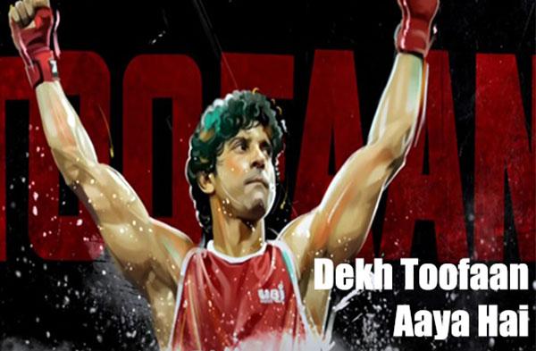Dekh Toofaan Aaya Hai Song Lyrics