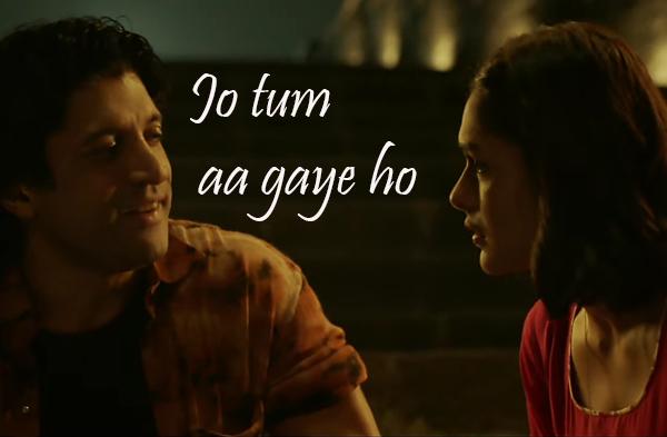 Jo Tum Aa Gaye Ho Song Lyrics - Farhan Akhtar & Mrunal Thakur