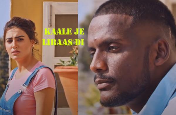 Kaale Je Libaas Di Song - Ginni Kapoor & Kaka