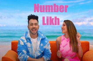 Number Likh Song Lyrics
