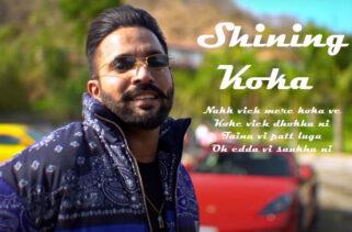 Shining Koka Song Lyrics