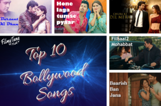 Top 10 Bollywood Songs of the Week - 26th Jul to 01st Aug 2021