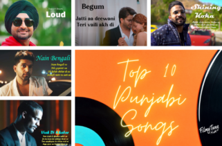 Top 10 Punjabi Songs - 26th July to 01st Aug 2021