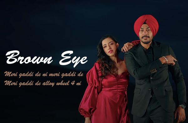 Brown Eye Song   Rajvir Jawanda & Jasmine Singh