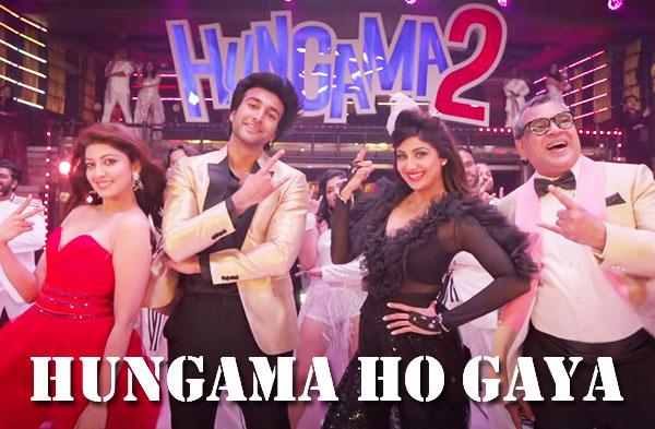 Hungama Ho Gaya Song   Meezaan, Shilpa Shetty, Paresh Rawal & Pranitha Subhash