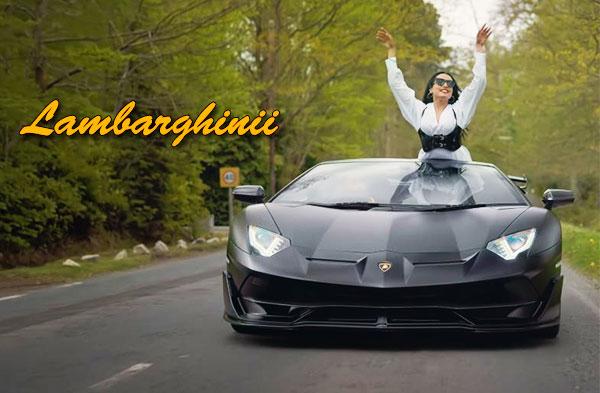 Lambarghinii Song | Barbie Maan & Mista Baaz