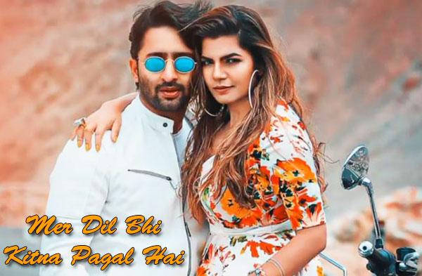 Mera Dil Bhi Kitna Pagal Hai Song | Shaheer N Sheikh & Mamta Sharma