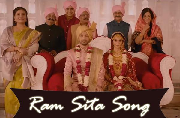 Ram Sita Song | Vikrant Massey and Kriti Kharbanda