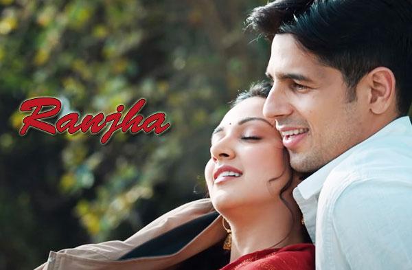 Ranjha Song   Sidharth Malhotra & Kiara Advani