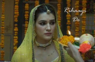 Rihaayi De Song Lyrics