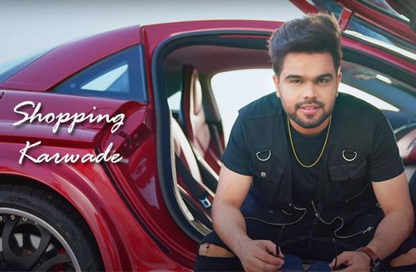 Shopping Karwade Song Lyrics