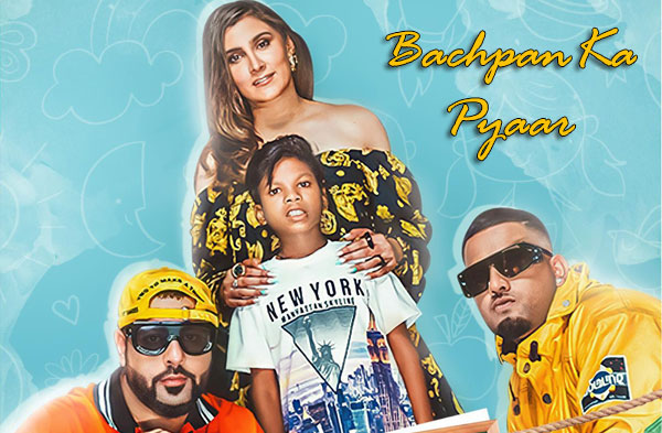 Bachpan ka Pyaar Song | Badshah, Aastha Gill, Sahdev Dirdo & Rico