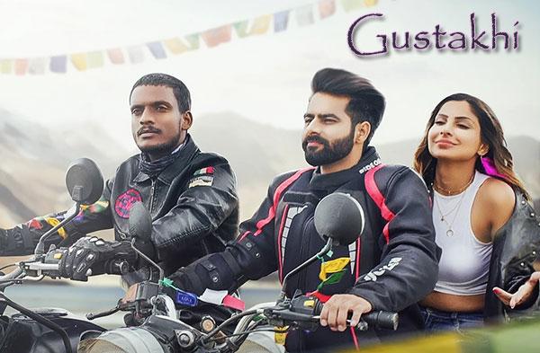 Gustakhi Song   Kaka   Amarinder & Sana Khan