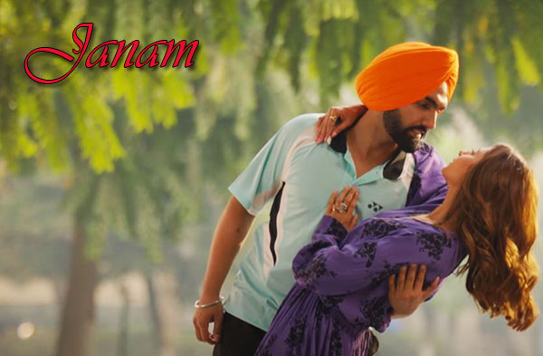 Janam Song | Ammy Virk & Sargun Mehta