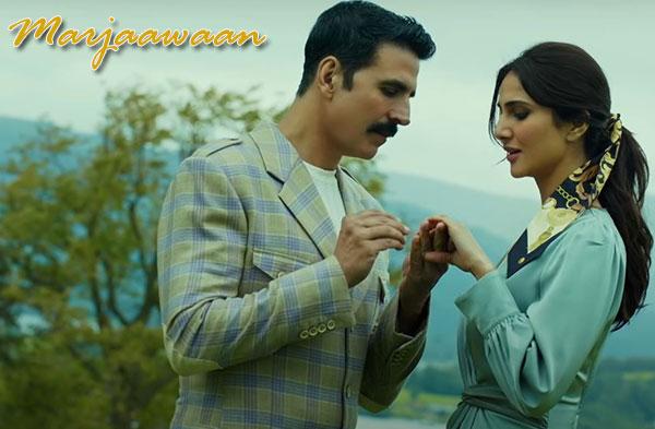 Marjaawaan Song | Akshay Kumar & Vaani Kapoor