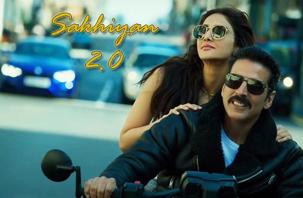 Sakhiyaan 2.0 Song   Akshay Kumar & Vaani Kapoor
