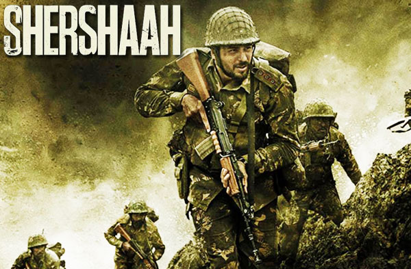 Shershaah Movie 2021   Sidharth Malhotra